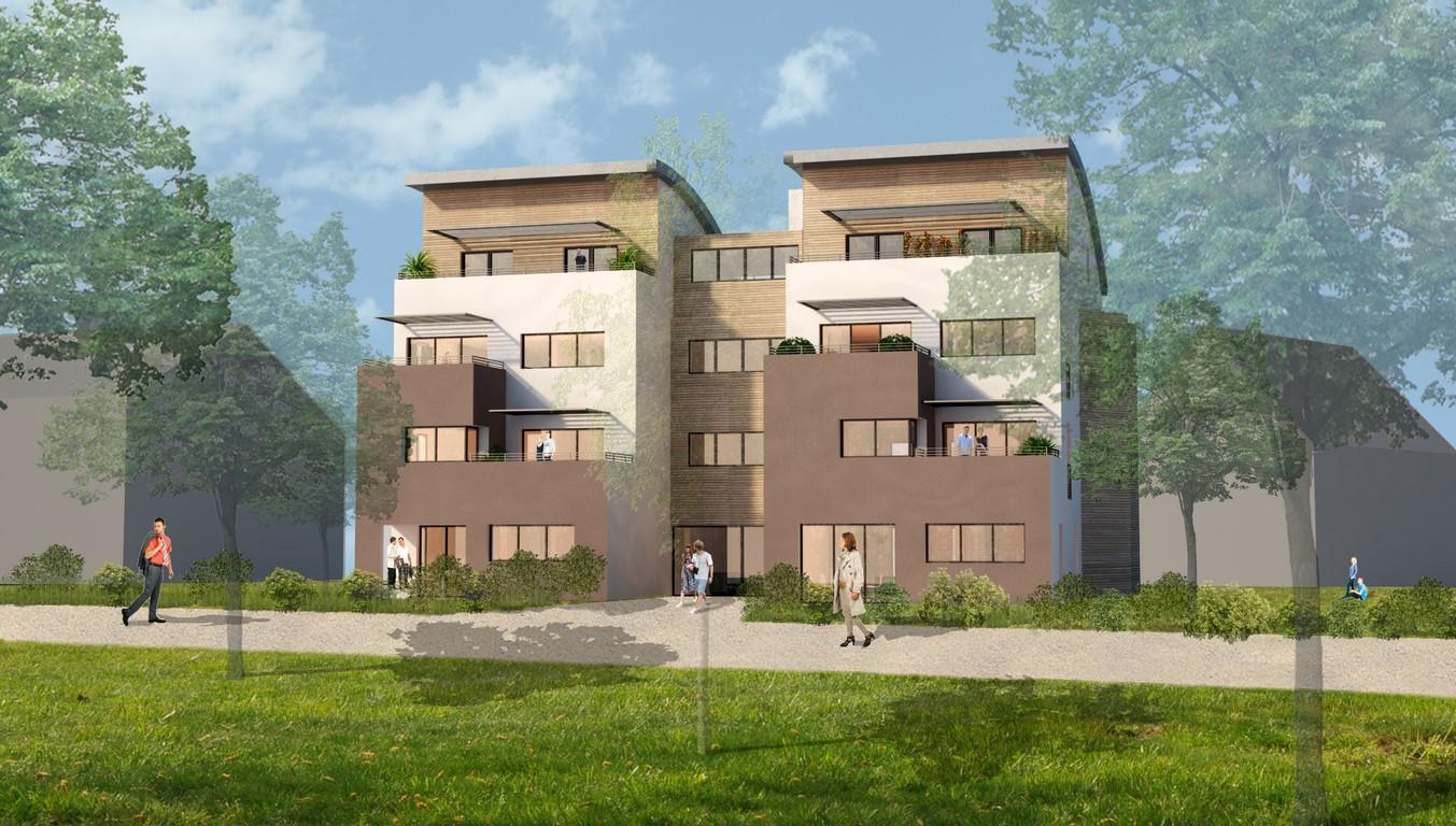 Résidence de logements / LAMBALLE