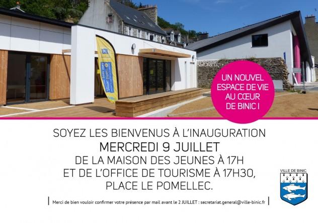 Invitation OT Maison des Jeunes